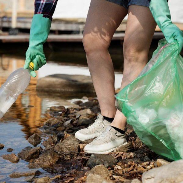 Zacznij używać worków na śmieci wykonanych z ekologicznych materiałów